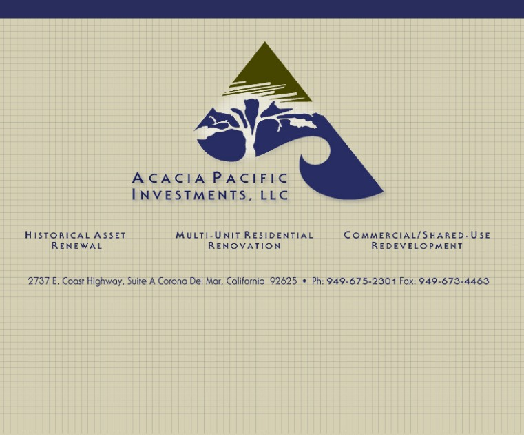 Acacia Pacific Investments, LLC